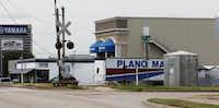 Plano Marine, at 1105 K Ave., will become a site for future housing. (David Woo/Staff Photographer)