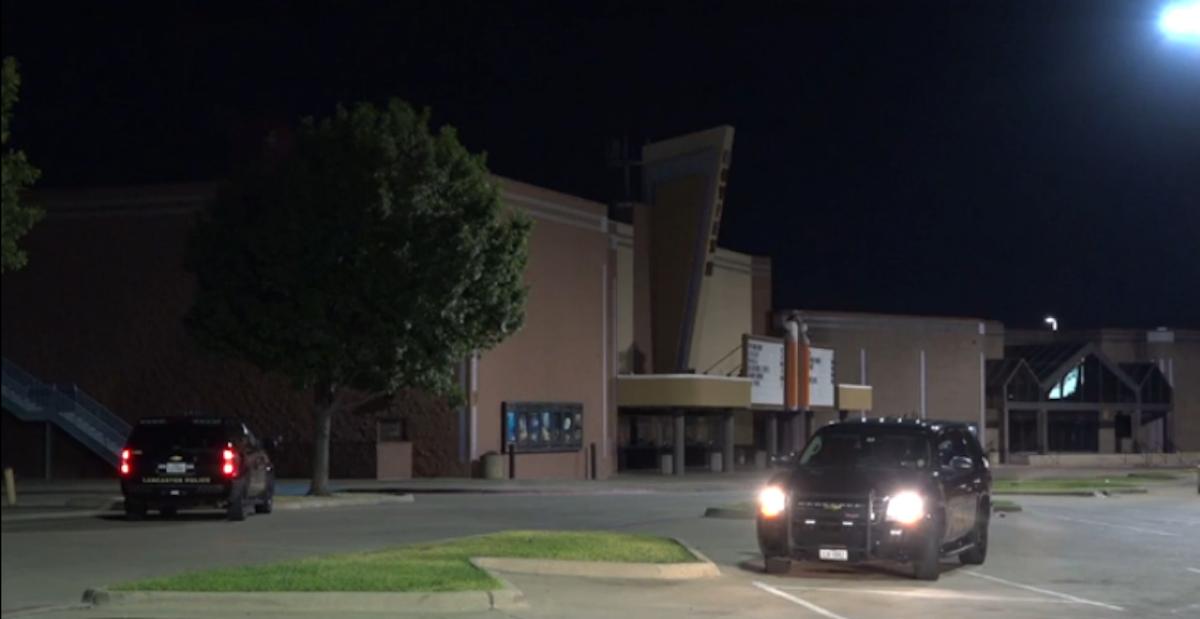 Movie theatre in lancaster texas