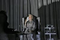 Helene Schneiderman (Old Baroness) in 'Vanessa'
