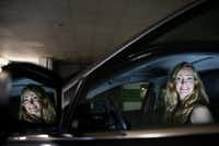 Virginia Altick attempts to mediate daily, whether at home, while she runs, or in her car, where this portrait was taken. She sets a timer for five minutes and mediates before leaving her car to teach yoga.<div><br></div>(Andy Jacobsohn/Staff Photographer)