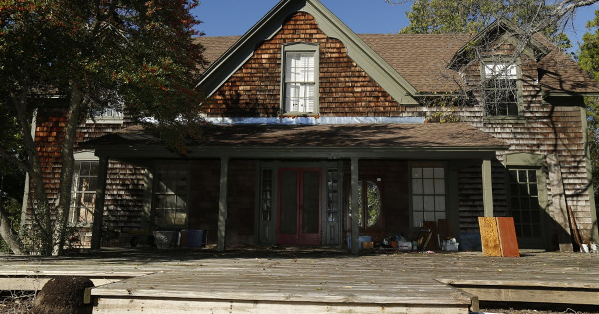 Fate of Plano's 155-year-old Collinwood House will be in