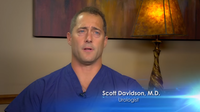 Scott Davidson was a former partner at North DFW Urology Associates.