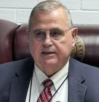 Kaufman County  Judge Bruce Wood(Ron Baselice/Staff)