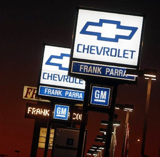 Chevrolet Dealers In Dallas: Frank Parra, Who Built One Of Nation's Largest Chevy