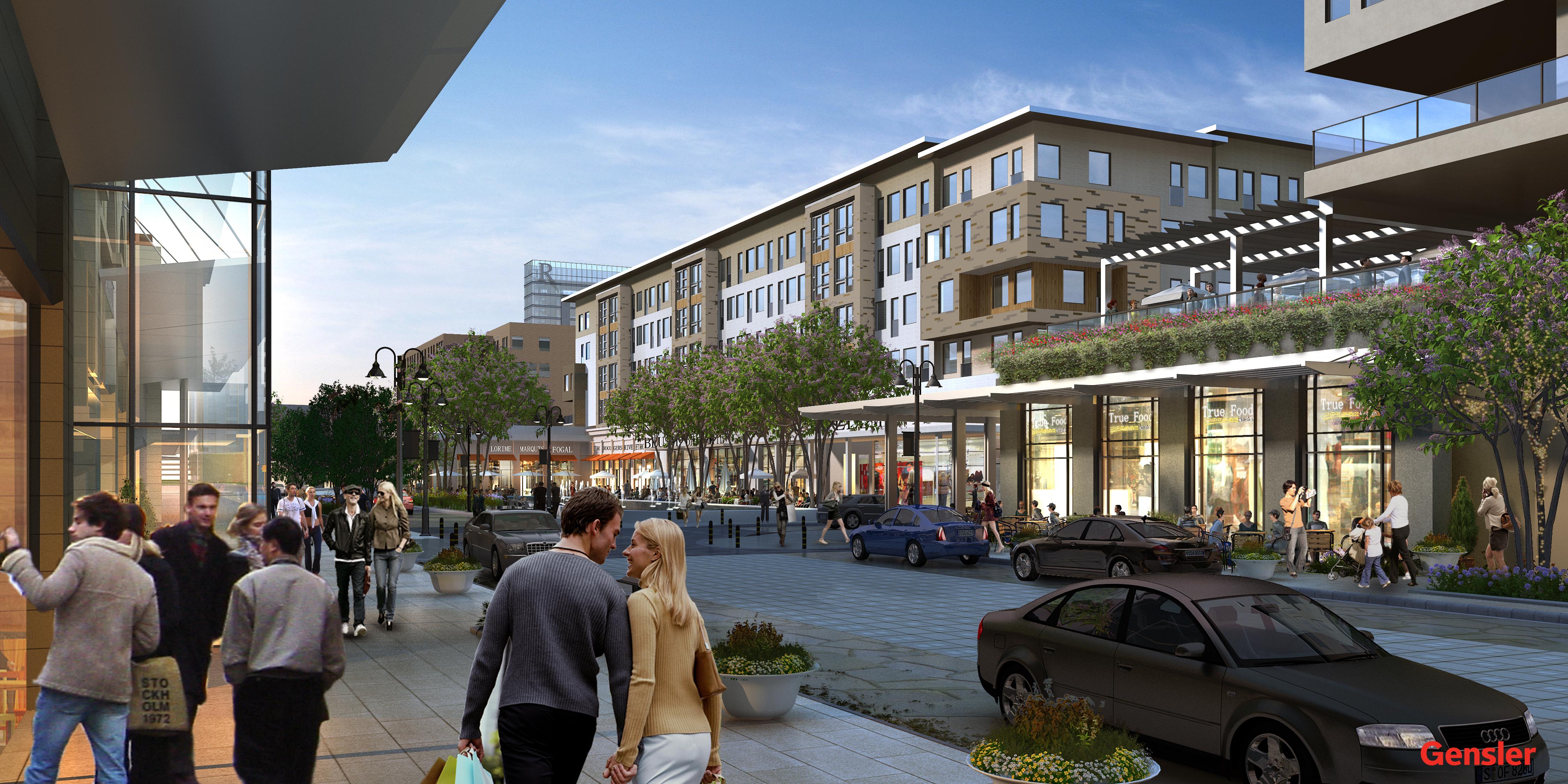 Frontgate West Elm Victoria s Secret among 100 tenants for