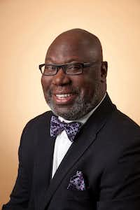 Michael L. Williams is the new Distinguished Leader-in-Residence at UNT Dallas.(UNT Dallas)