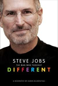 <i>Steve Jobs: The Man Who Thought Different</i>, by Dallasite Karen Blumenthal