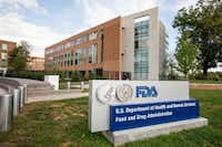 FDA building in Silver Spring, Md.(The Associated Press)