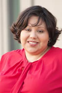 Elizabeth Bingham, a candidate for the Dallas County Republican Party chairmanship