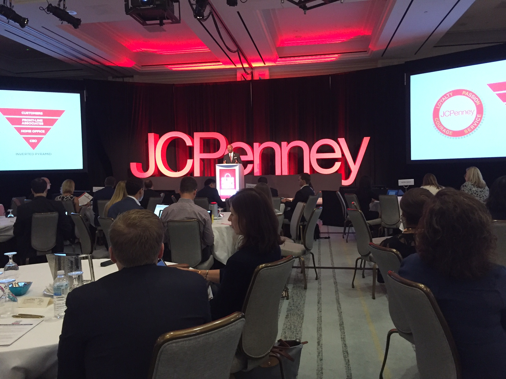 Jcp credit center login - J C Penney Tells Analysts What To Expect Next More Private Brands Faster Retail Dallas News