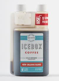 Icebox Coffee cold brew concentrate(Ashley Landis/Staff Photographer)
