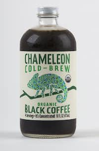 Chameleon cold brew coffee(Ashley Landis/Staff Photographer)