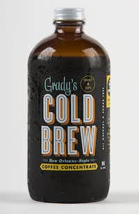 "Grady's cold brew coffee concentrate(<p><span style=""font-size: 1em; line-height: 1.364; background-color: transparent;"">Ashley Landis/</span><span style=""font-size: 1em; line-height: 1.364; background-color: transparent;"">Staff Photographer</span></p><p></p>)"