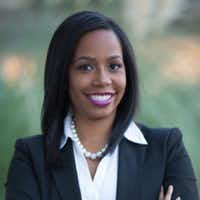 Dallas City Council member Tiffinni Young