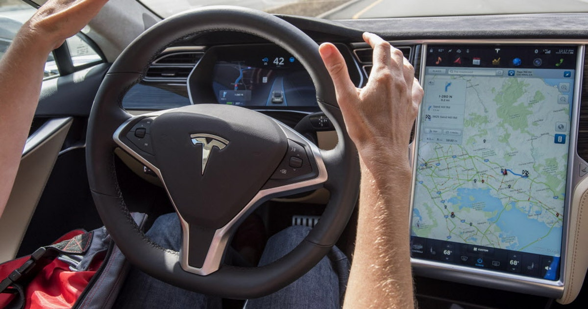 Dallas man says Tesla crashed while on autopilot, then