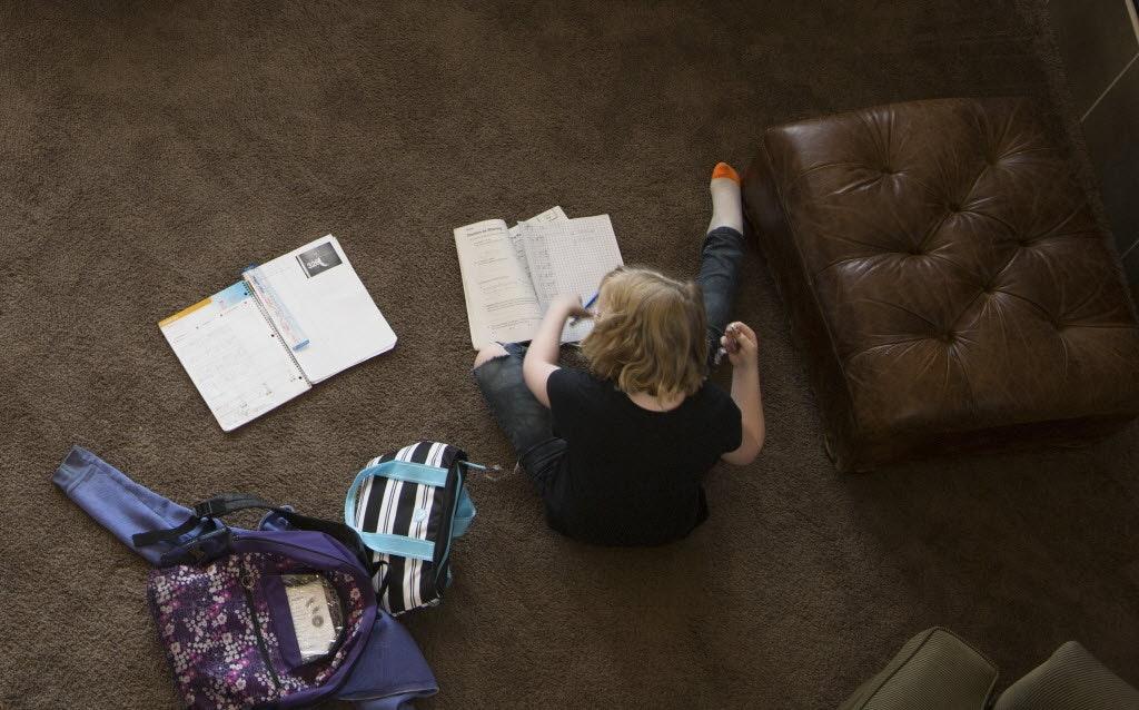 too much homework high school statistics