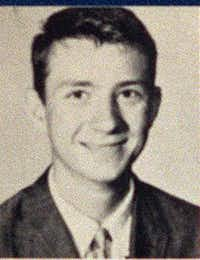 Mike Nesmith, when he was a junior at Thomas Jefferson High School((Thomas Jefferson/The Document yearbook))