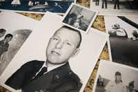 Family photos of Larry Whitford, father of Nancy Whitford Eger.(Kevin D. Liles/Special Contributor)