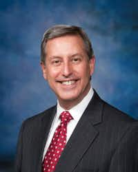 Ted R. Munselle, president of the board of trustees of Dallas Summer Musicals.(Dallas Summer Musicals)