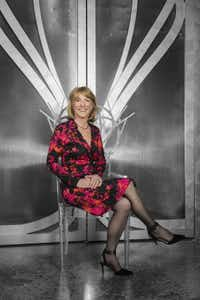 Holly Mayer, chairwoman of The Dallas Opera board of trustees(Gittings)
