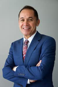 Agustín Arteaga, the new director of the Dallas Museum of Art. (Paloma Torres)