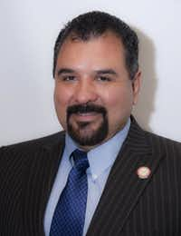 County purchasing director Daniel Garza(File Photo)