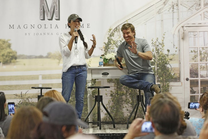 Dfw Fixer Upper Fans Discover Chip Gaines New Love At