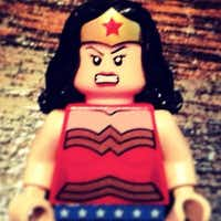 <br>(Jessica Luther's avatar features the Lego character Wonder Woman.)