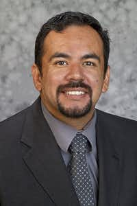 Israel Cordero, Dallas ISD deputy chief for school leadership, was one of the driving forces behind the district's early college expansion.