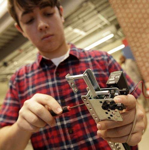 Stem School In Dallas: A Place Where 'nerds And Geeks Come Together': Schools