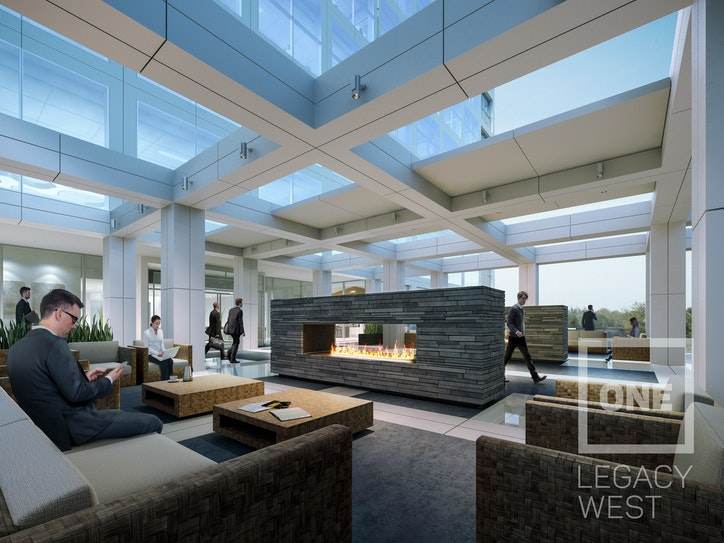 One Legacy West office tower opens at year end after 18 ...