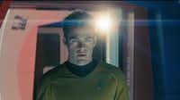 Chris Pine as Captain James T. Kirk(Paramount Pictures)