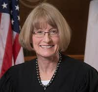 Mary Lou Keel, judge of the 232nd Criminal District Court in Harris County and GOP challenge for Place 2 on the Texas Court of Criminal Appeals.