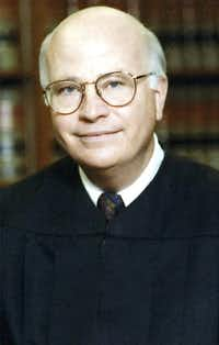 Michael Keasler, incumbent judge on the Texas Court of Criminal Appeals.