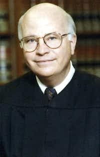 Michael Keasler, incumbent judge on the Texas Court of Criminal Appeals.