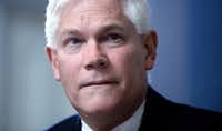 WASHINGTON, DC - Dallas Rep. Pete Sessions, the Republican chairman of the House Rules Committee, has no Democratic opponent in the November election. (Photo by Oliver Douliery/Getty Images)Getty Images