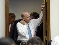 Rep. Louie Gohmert, R-Tyler, in 2013.(Susan Walsh/Associated Press)
