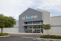 Plano-based At Home has converted several big box stores across the U.S. as it expands into new cities. Earlier this year it opened stores in a vacated Kohl's in Plano and an empty Wal-Mart in Farmers Branch. (Brian Carlson)