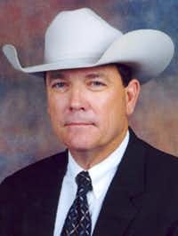 "Texas Family and Protective Services Commissioner Henry ""Hank"" Whitman(Texas Rangers)"