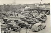 Downtown Celina in 1942.(Celina Economic Development Corp.)
