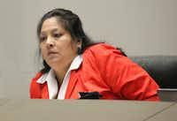 Dallas Mayor Pro Tem Monica Alonzo steered the council to reject Wesley-Rankin's proposal.(Louis DeLuca/Staff Photographer)