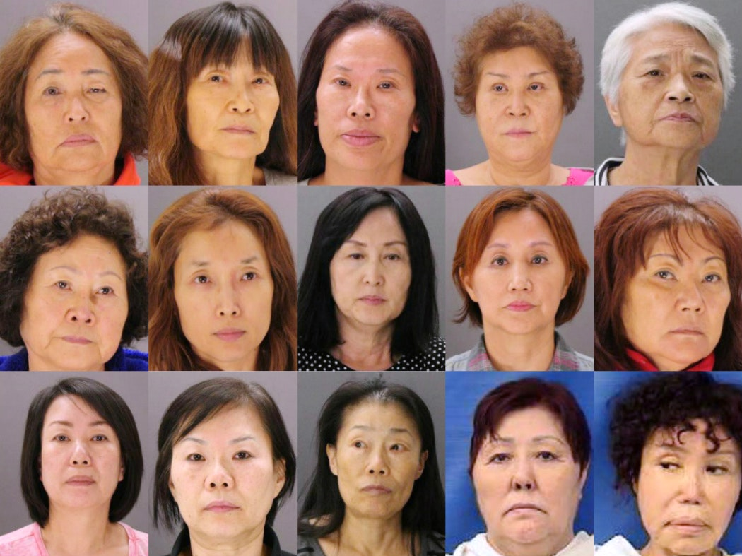 15 Women Accused Of Running Brothels In Dallas After 8 Massage Parlors Busted Crime Dallas News