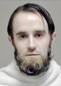 Blakely O'Hara has been in the Collin County Jail for more than 100 days while awaiting treatment in the state psychiatric system. He was declared incompetent to stand trial in the 2015 holdup of a Plano hotel clerk.(Collin County Jail)