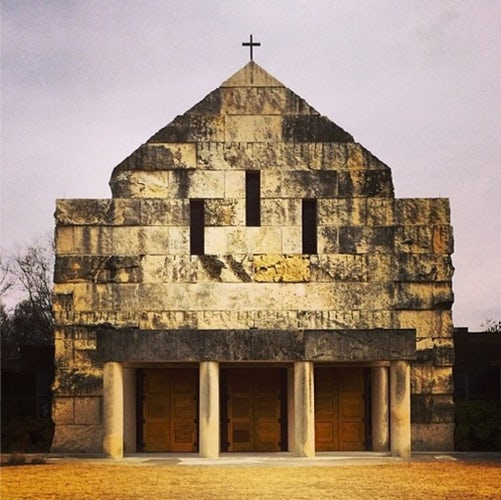 Dallas Historic Temple Emanu El Gets An Architectural