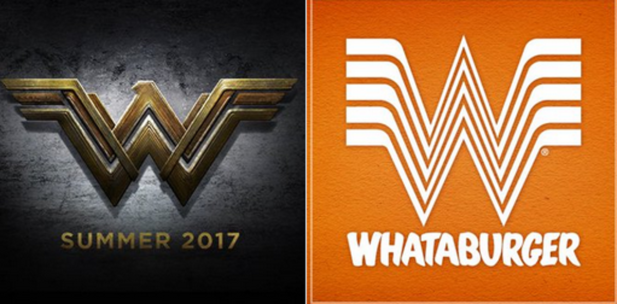 Whataresemblance Whataburger Takes On Wonder Woman Over