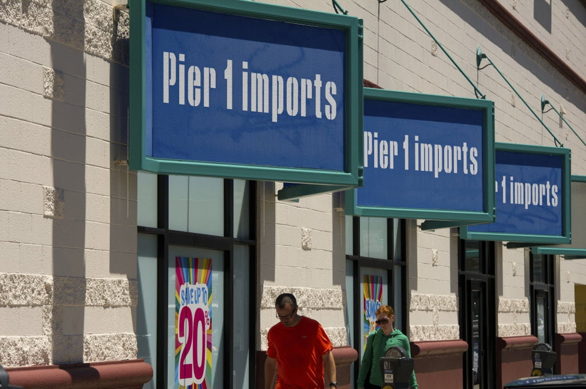 Pier 1 Fitness pier 1 imports ceo departs; company considers alternatives