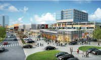 The Music Factory will include office, retail, restaurants and entertainment venues.(ARK Group)