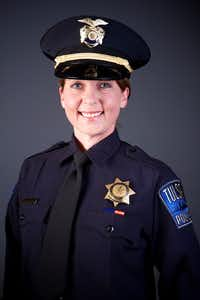 Tulsa police Officer Betty Shelby(Tulsa Police Department)
