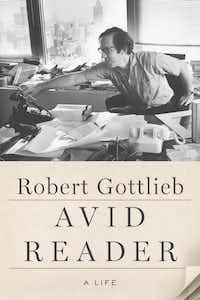 Avid Reader, by David Gottlieb