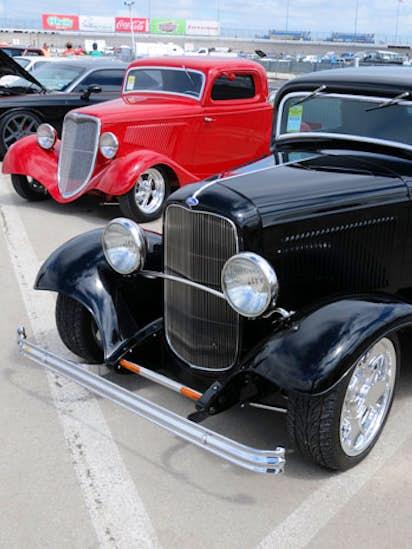 Goodguys Rod Custom Show Thunders Into Texas Motor Speedway This - Texas motor speedway car show